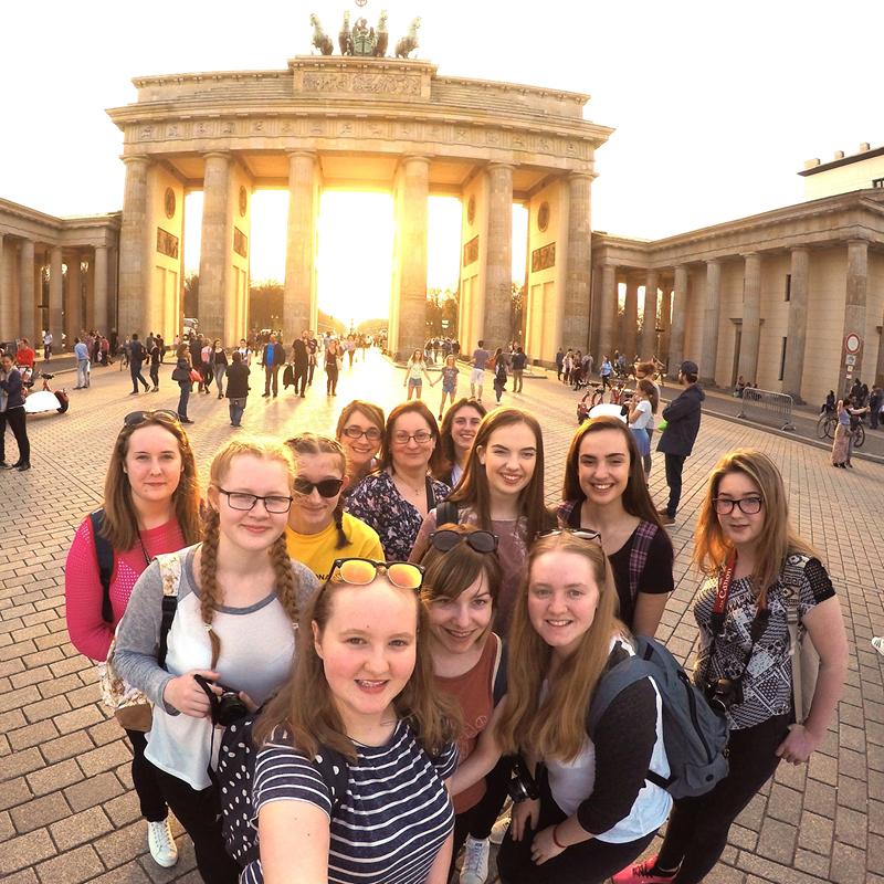 EUROPEAN STUDY TOURS